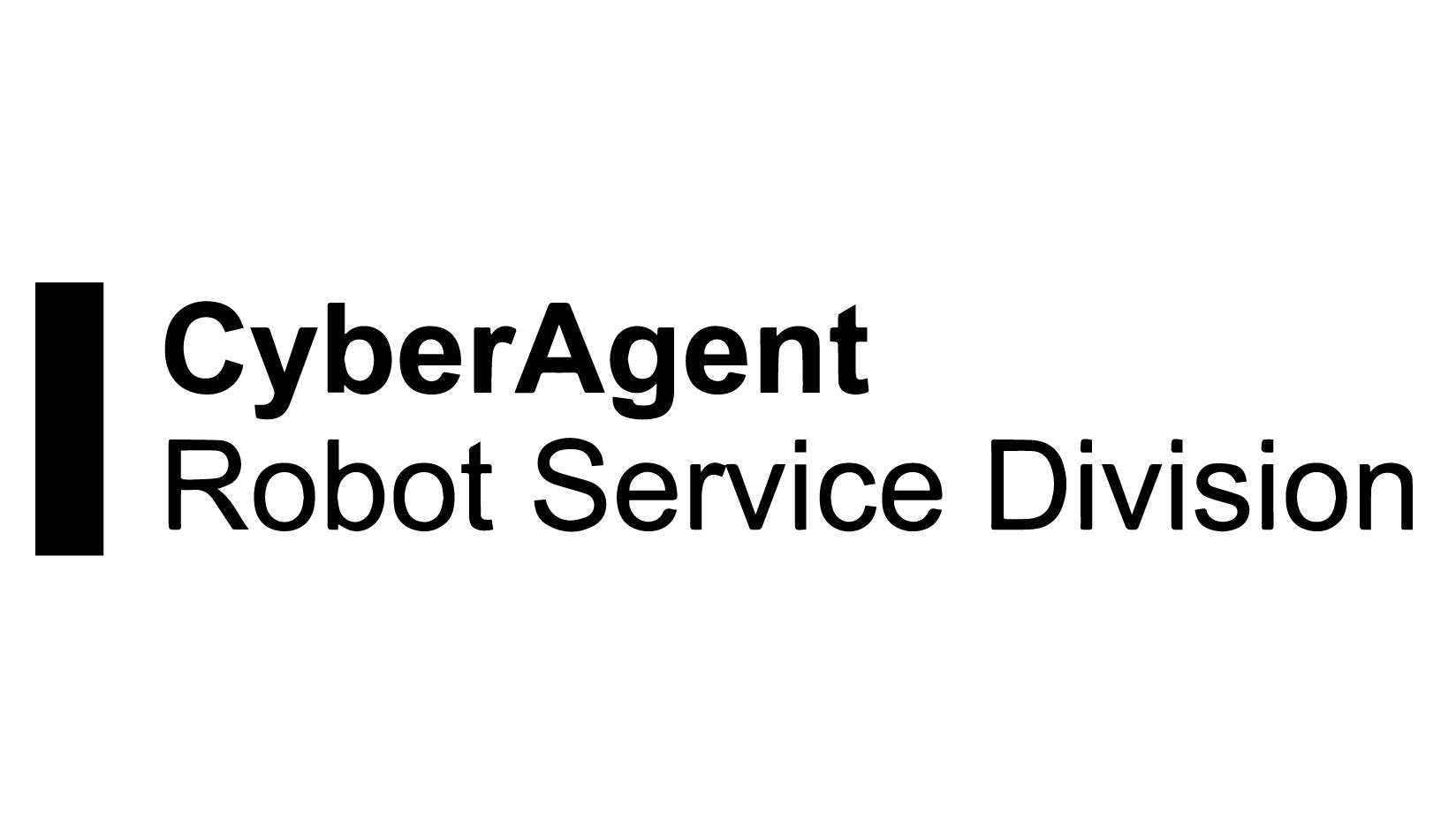 CyberAgent Robot Service Division