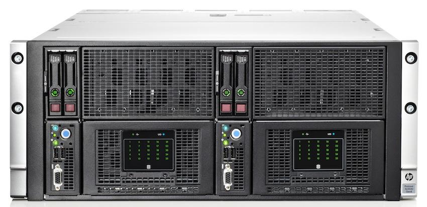 HP SL4540 gen8